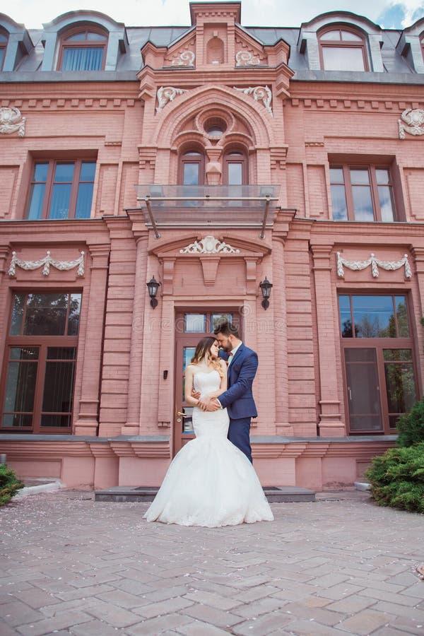 Boho style wedding stock images
