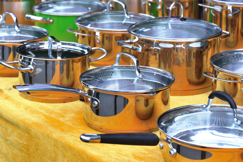 Download Boil Pot Stock Photo - Image: 23022380