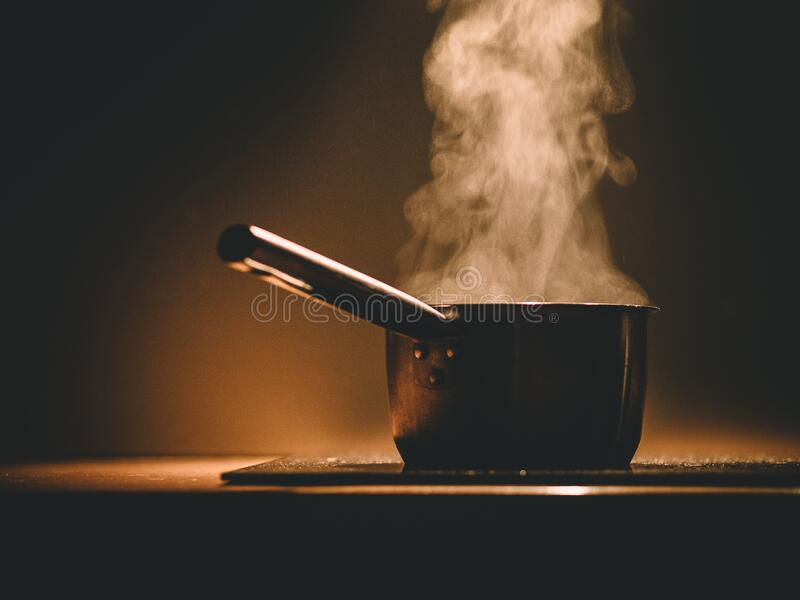 Boiling Pot Free Public Domain Cc0 Image
