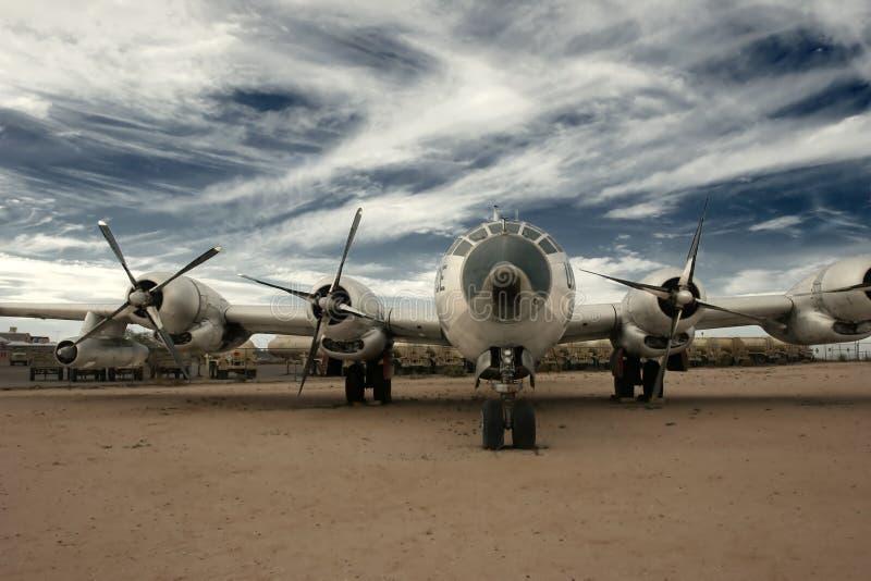 Boing B-29 Superfortress stock afbeeldingen