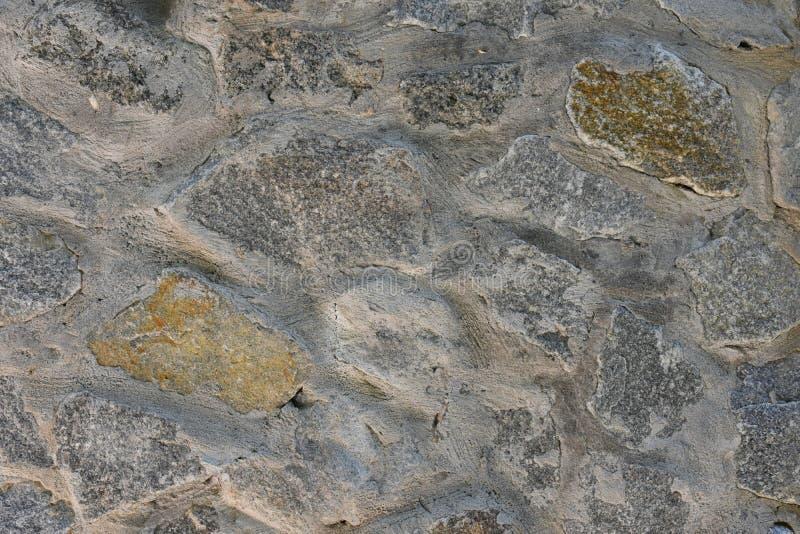 Bois de bâtiment de ciment de brique de brique d'écorce d'arbre de composition en fond, illustration de vecteur