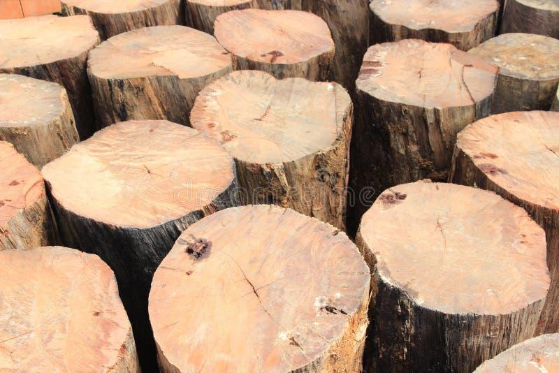 Bois de bois de construction photographie stock libre de droits