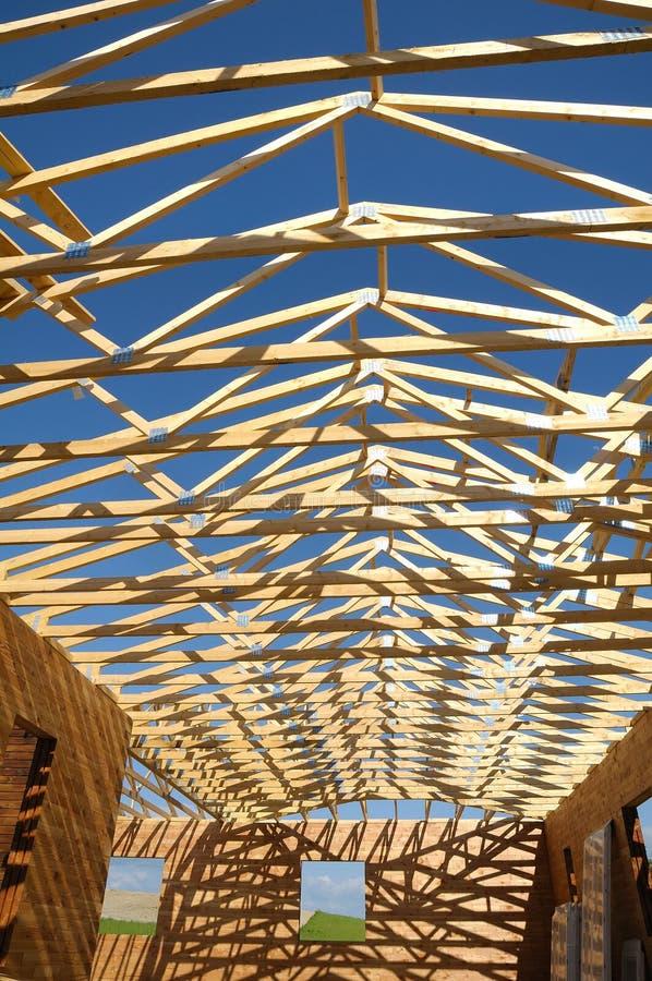 Bois-deux de structure photos stock