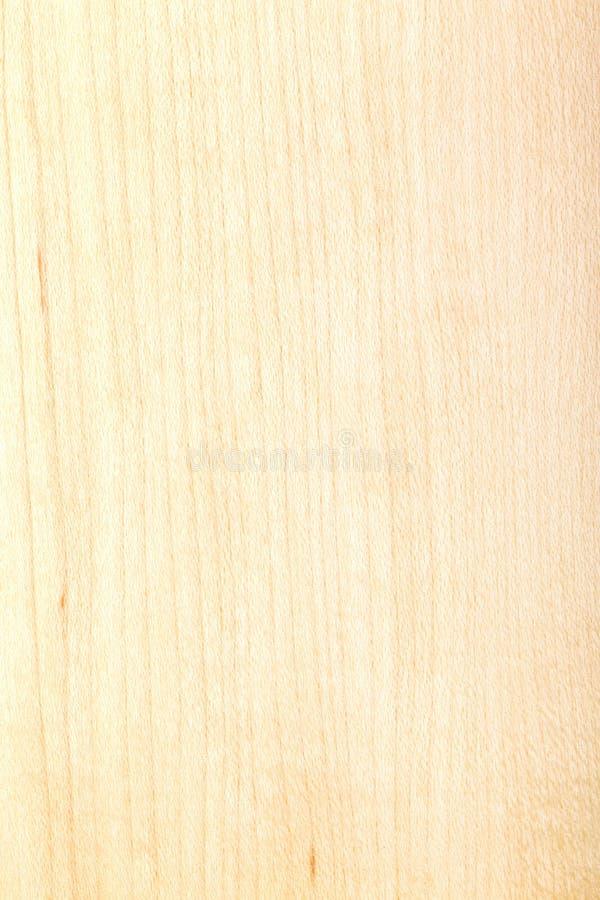 Bois stratifié d'érable verni images stock