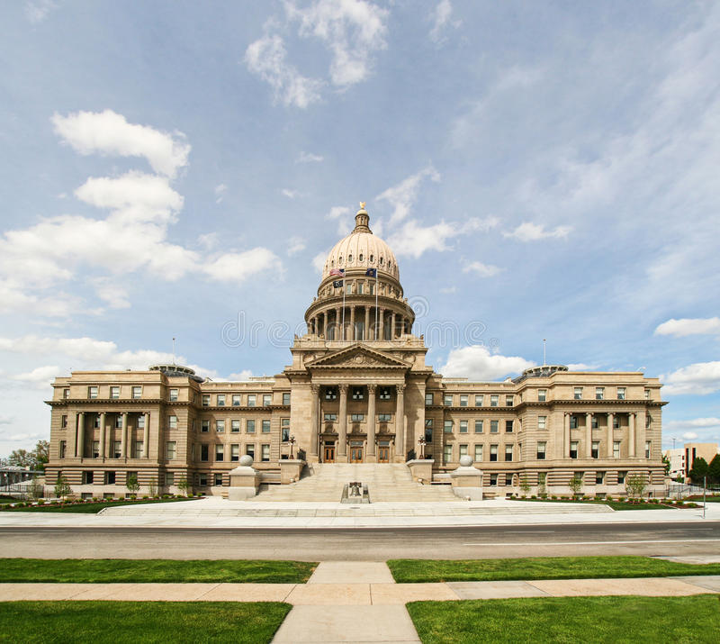 Download Boise capital stock photo. Image of capitol, structure - 16862896