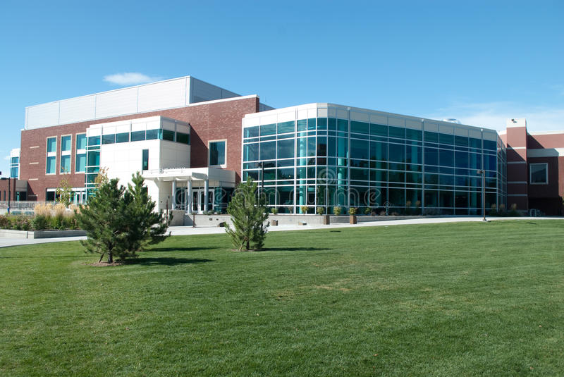 Download Boise State University stock image. Image of state, architecture - 11004455