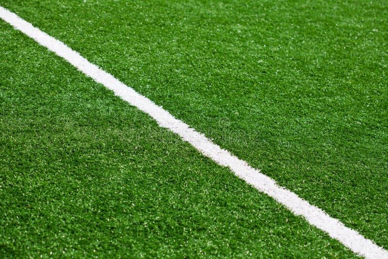 Boisko Do Piłki Nożnej linia obrazy stock