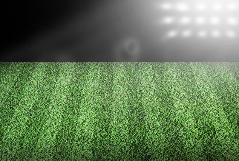 Boisko piłkarskie obraz stock