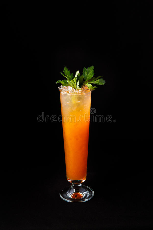 Boisson alcoolisée pour des restaurants et des cafés photos libres de droits