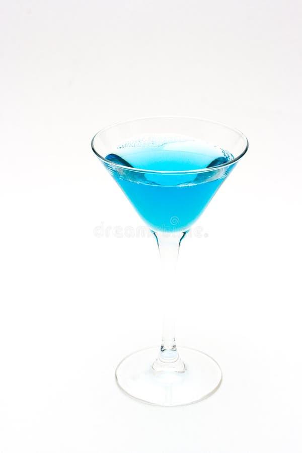 Boisson bleue photos libres de droits