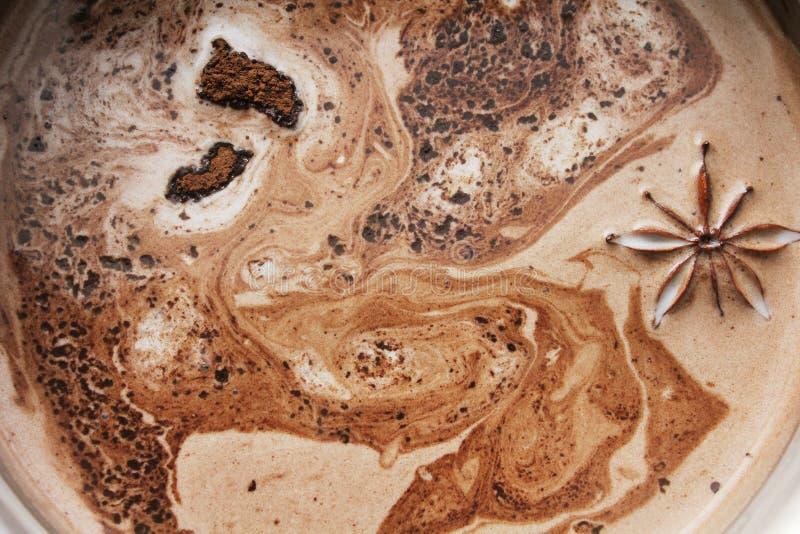 Boisson de cacao photo libre de droits
