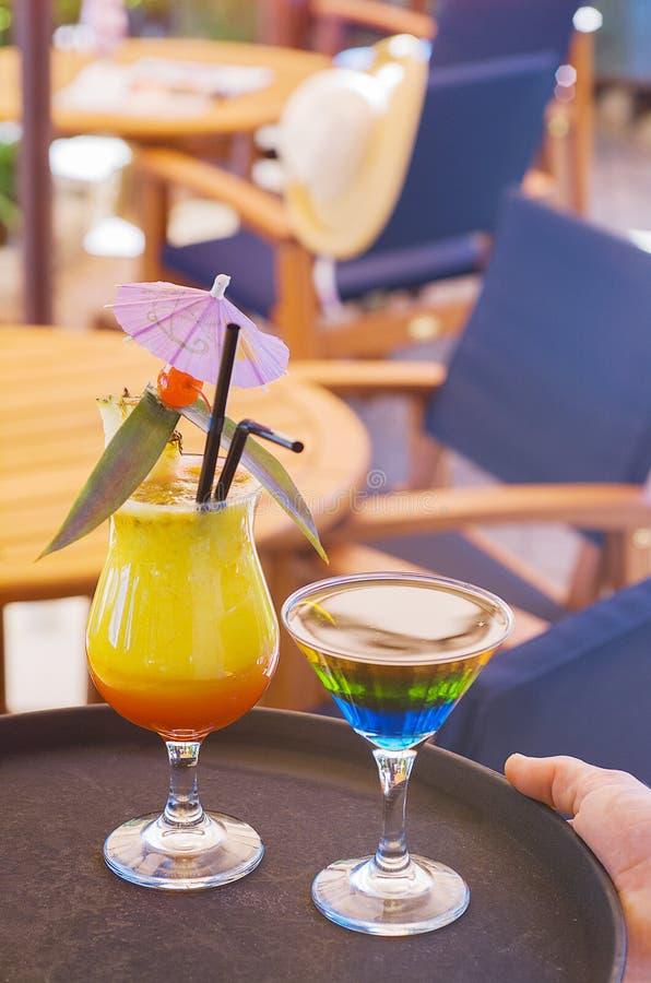 Boisson de cocktail photo libre de droits