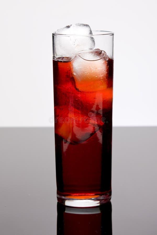 boisson de couleurs image stock