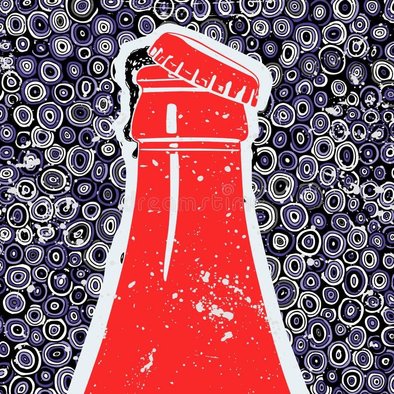 Boisson de kola, illustration de vecteur illustration de vecteur