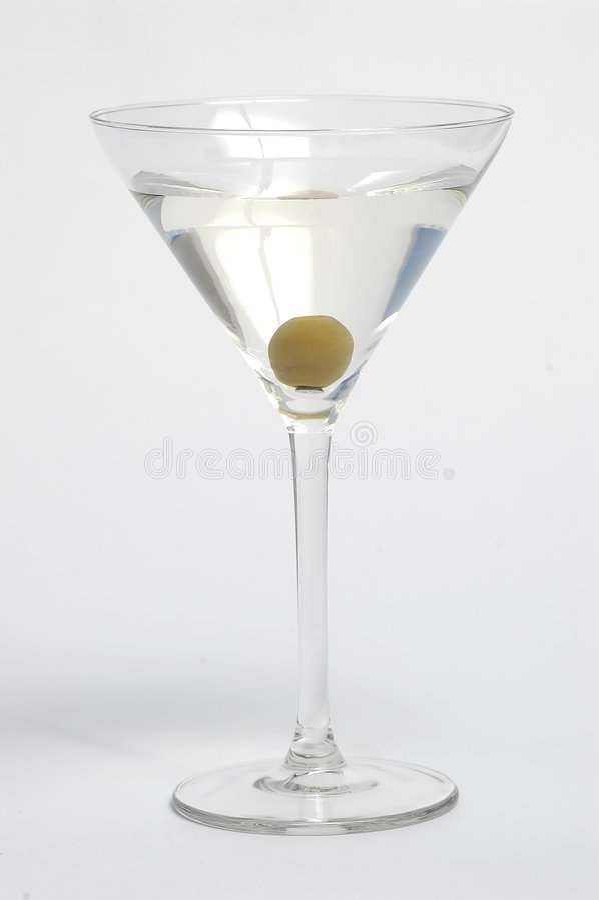 Boisson de Martini photos stock
