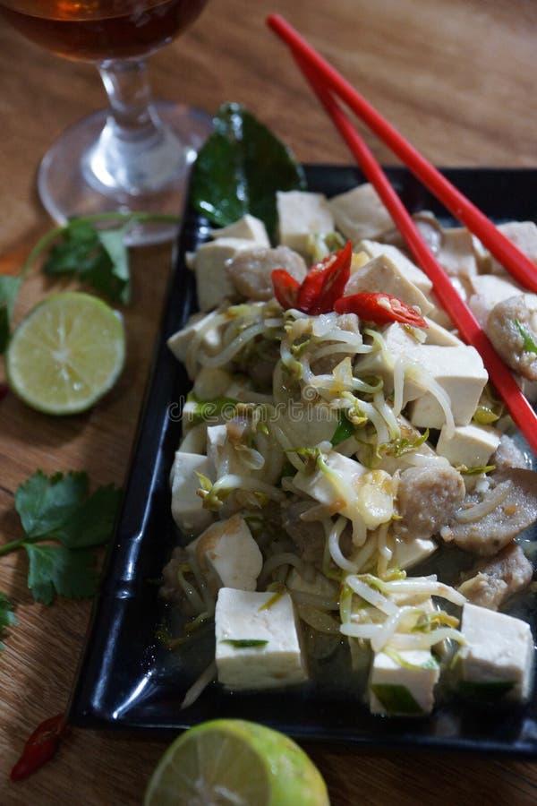 Boisson de tofu photos libres de droits