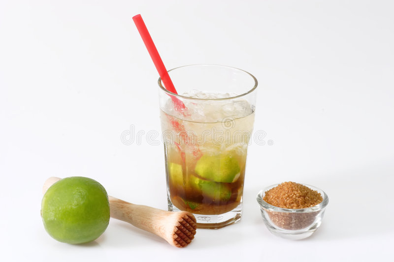 Boisson froide image stock
