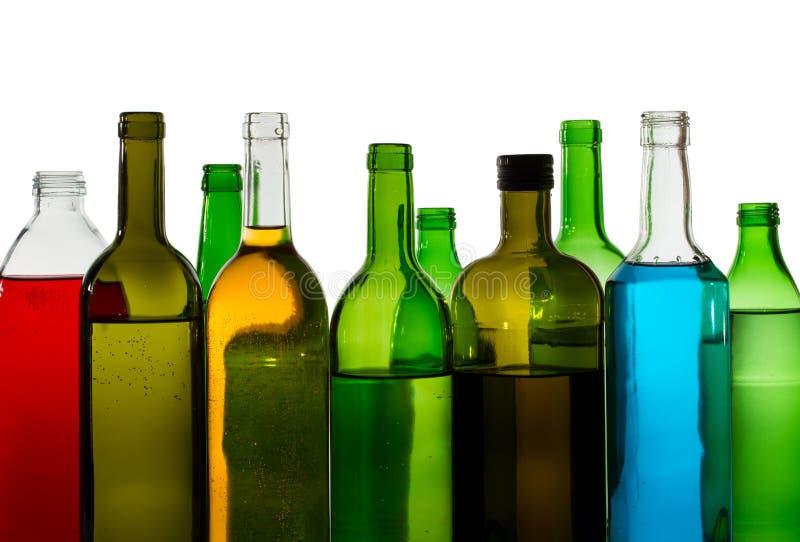Boissons d'alcool images stock