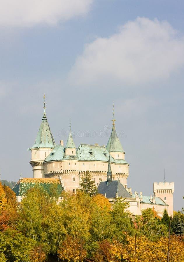 Download Bojnice Castle, Slovakia stock photo. Image of slovakia - 28526706