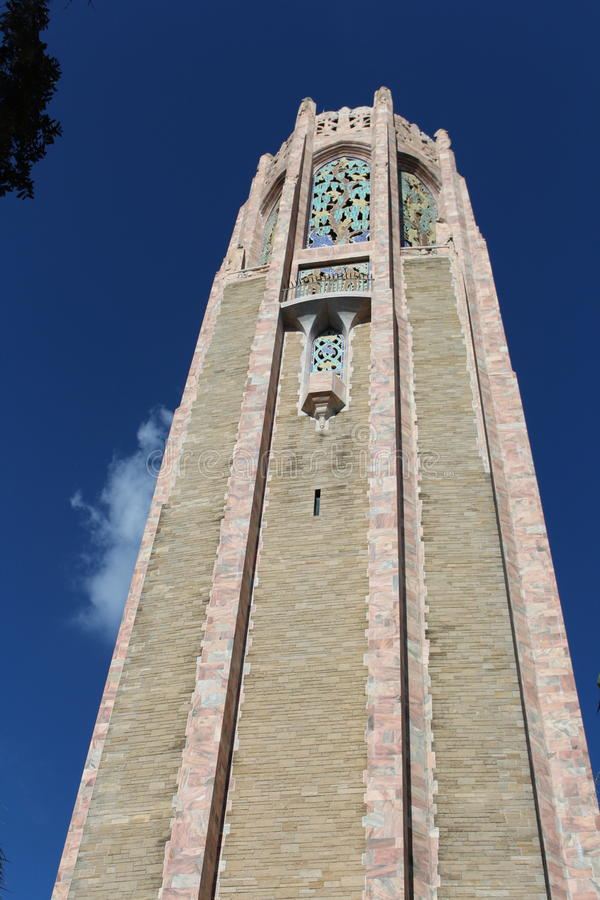 Bok tower. In lake wales florida stock image