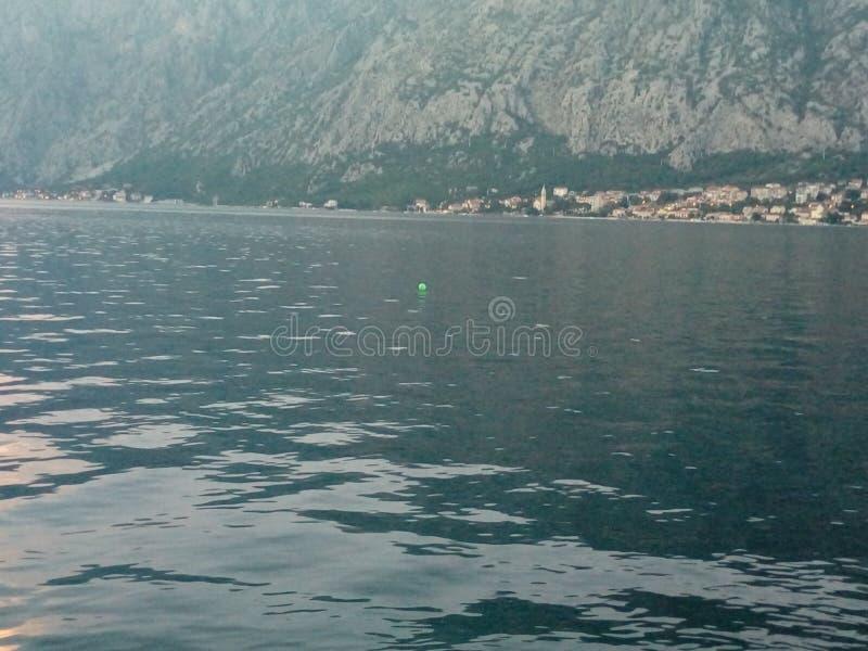 Boka Kotorska, Montenegro immagini stock libere da diritti