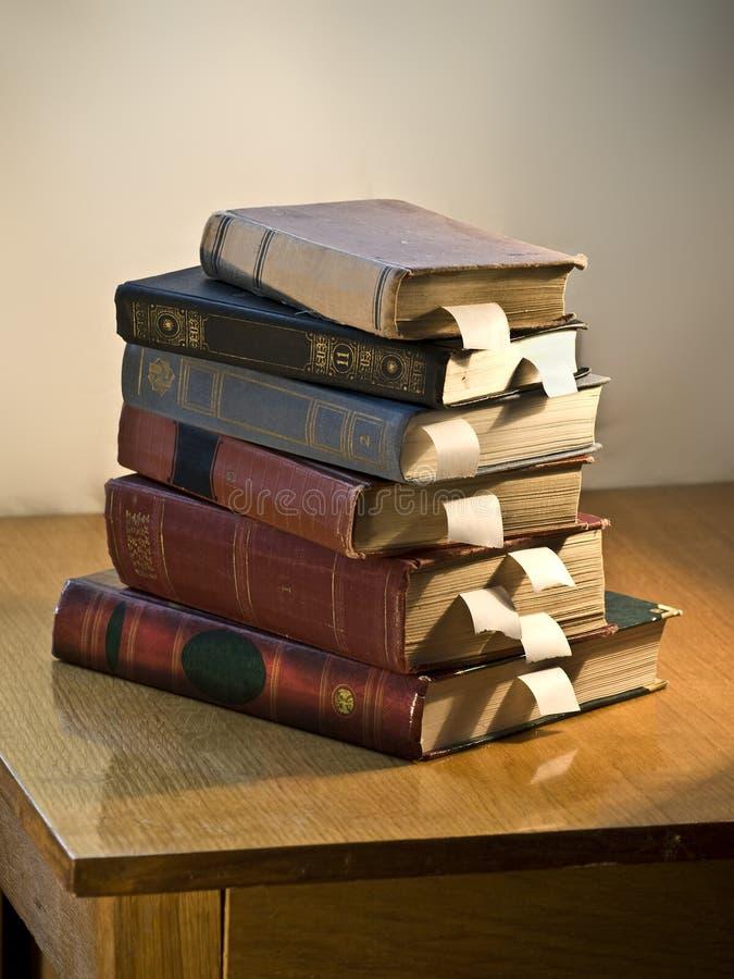 Bokar arkivbild