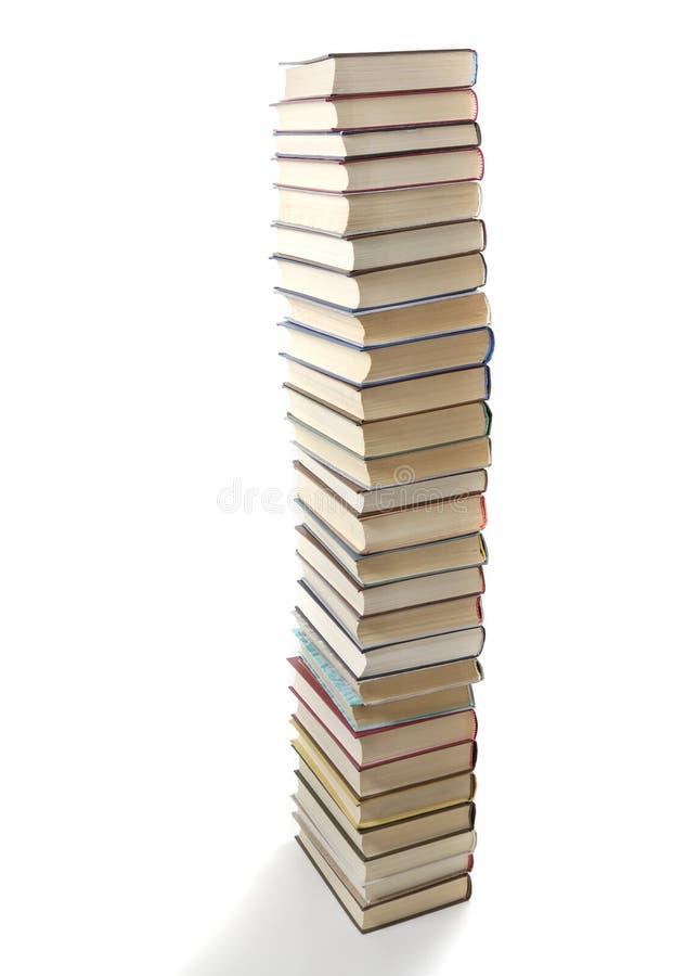 bokbunt stock illustrationer
