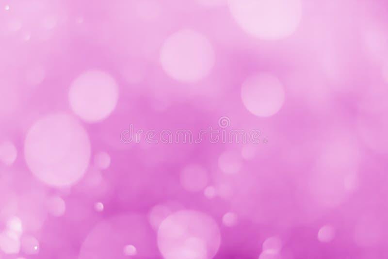 bokeh ανοιχτό ροδανιλίνης ροζ υποβάθρου στοκ φωτογραφία με δικαίωμα ελεύθερης χρήσης