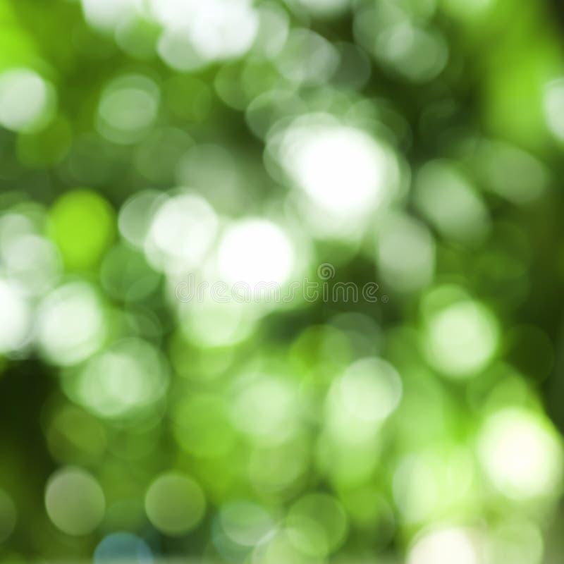 bokeh πράσινος στοκ εικόνα με δικαίωμα ελεύθερης χρήσης