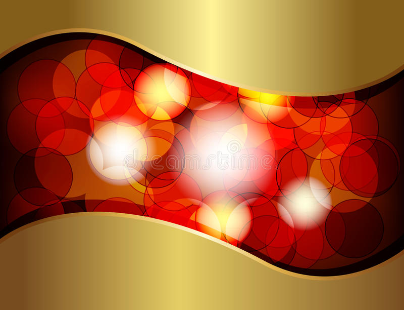 Download Bokeh stock vector. Image of glowing, drawing, glow, magic - 23787357