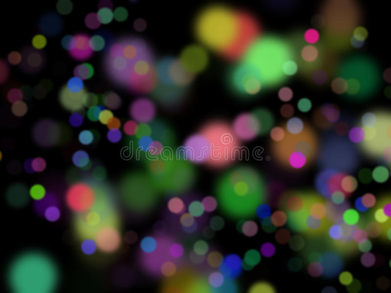 Download Bokeh stock illustration. Illustration of lens, brightly - 28493526