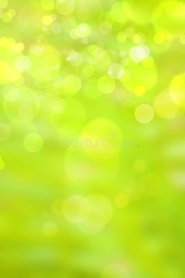 Bokeh Abstract Background. Abstract background with bokeh effect