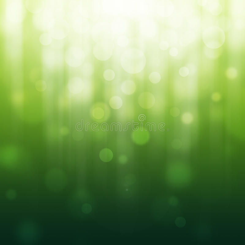 Download Bokeh abstract backgrounds stock illustration. Image of magic - 33436429