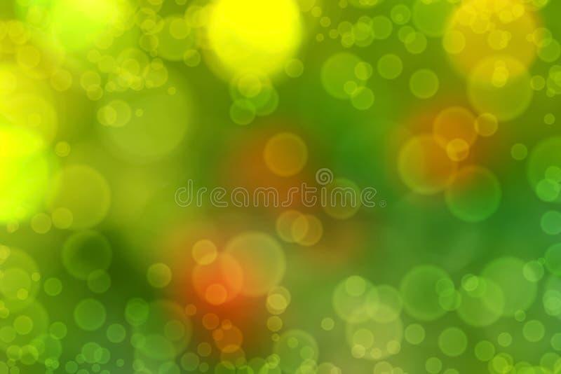 Bokeh abstracto borroso del fondo fotos de archivo libres de regalías
