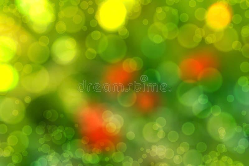 Bokeh abstracto borroso del fondo fotografía de archivo