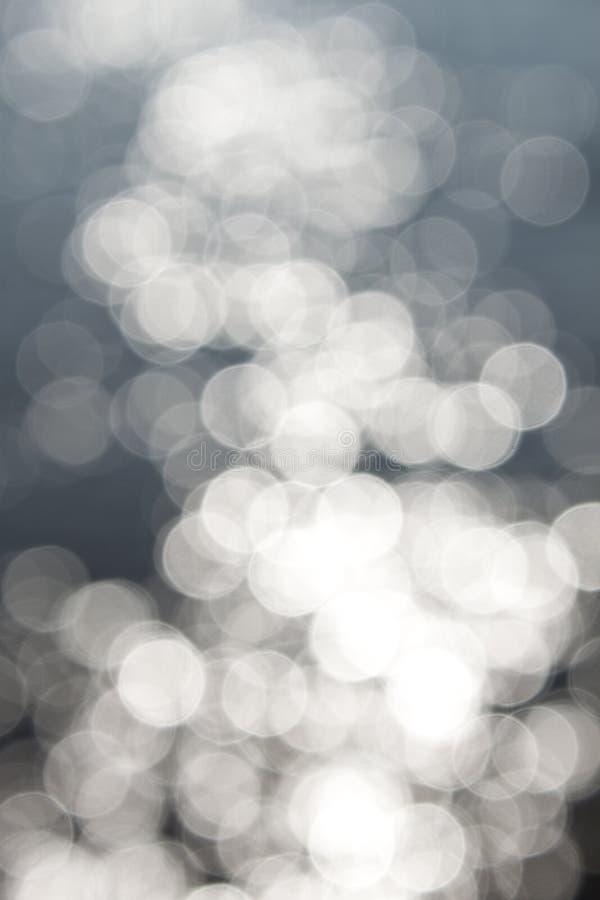 bokeh abstrakcjonistyczny światło zdjęcia stock