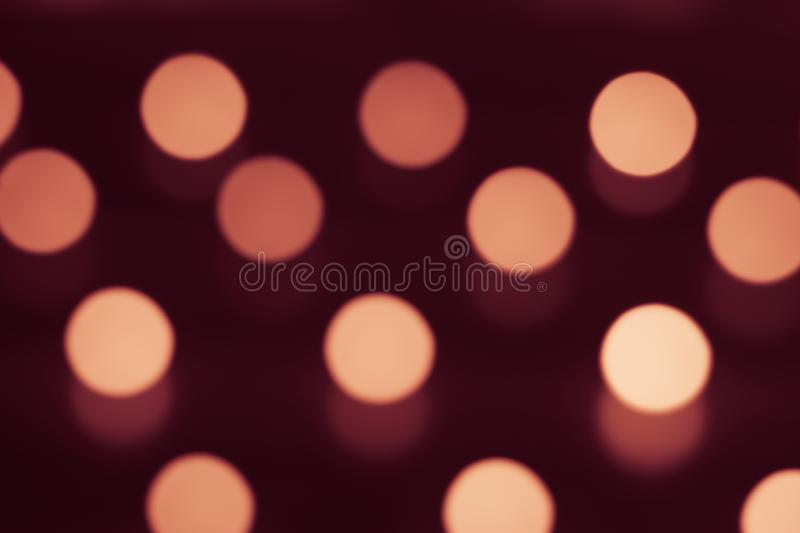 Bokeh Background and abstract pattern stock photography