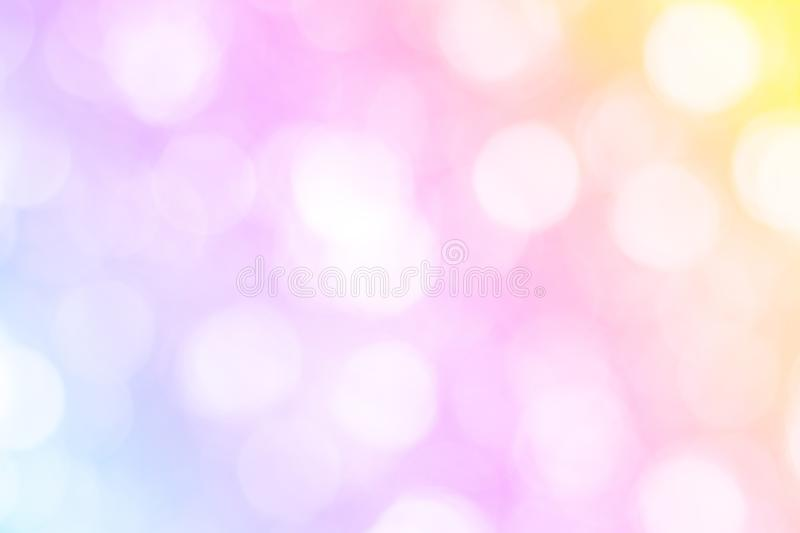 Bokeh Backgrounds. Abstract, bokeh Backgrounds color full royalty free stock photography