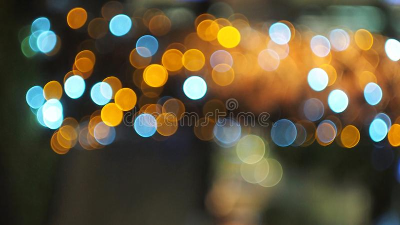 Download Colorful Bokeh stock image. Image of colorful, yellow - 43559831