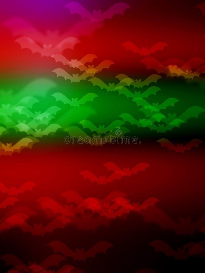 Bokeh colorido del blure imagen de archivo