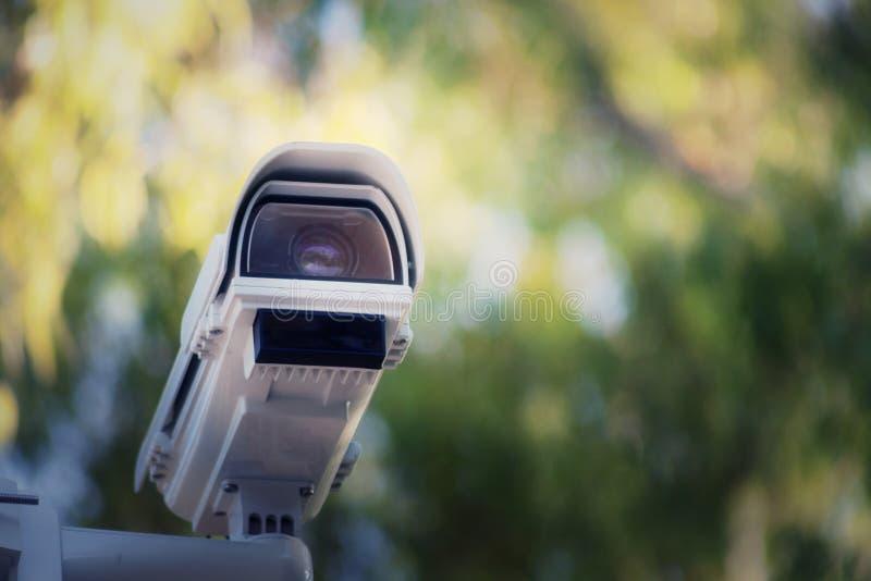 Bokeh de la leva de la seguridad fotografía de archivo libre de regalías