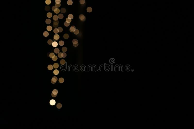 Bokeh de Noël photographie stock libre de droits