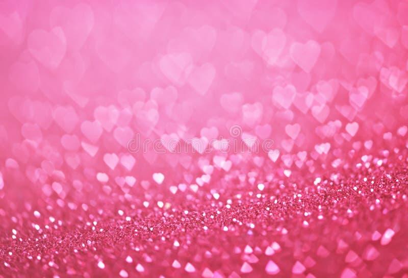 Download Bokeh del corazón foto de archivo. Imagen de diseño, glowing - 64201730