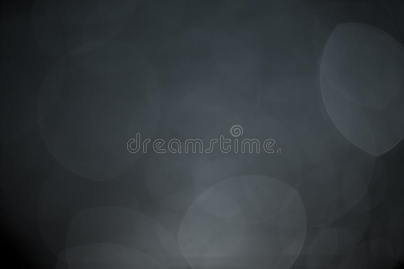 Bokeh dot Blue color for background. Abstract, light, dark, flare, design, black, texture, water, wallpaper, holiday, bright, space, macro, celebration, shiny royalty free stock photo