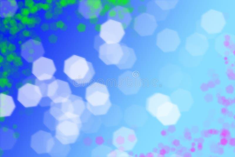 Download Bokeh effect stock illustration. Illustration of light - 11849932