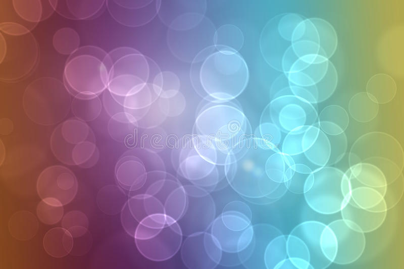 Bokeh effect royalty free stock image