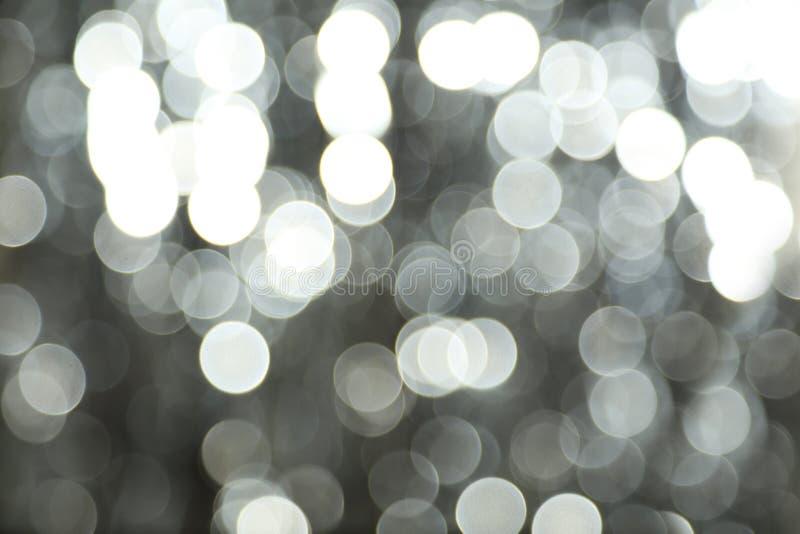 Bokeh ilumina o fundo, fim acima fotos de stock