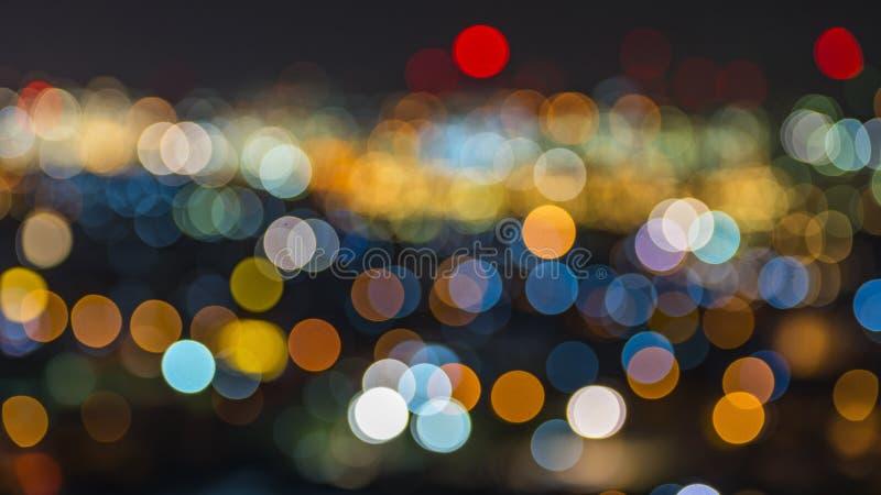 Bokeh Leuchten stockbilder