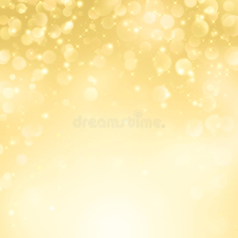 Bokeh lichte Uitstekende achtergrond vector illustratie