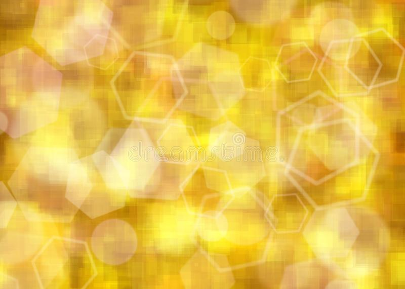 Bokeh light abstract background royalty free stock photos